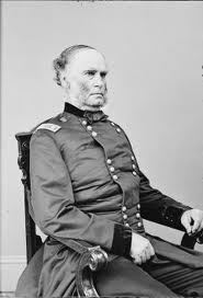 Major General Samuel Curtis