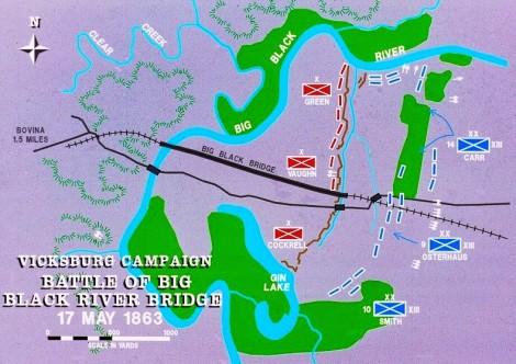 Big Black River Bridge Battle